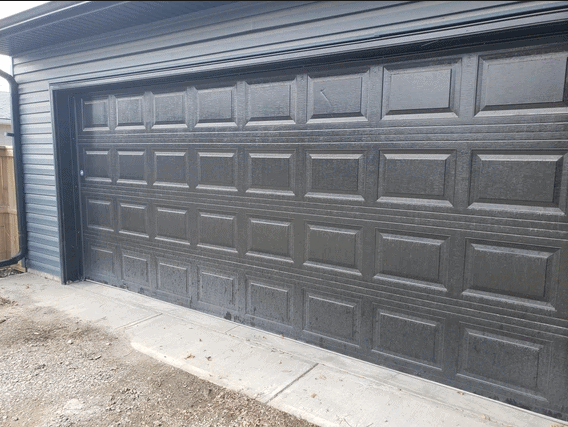 Post Repair Garage Door